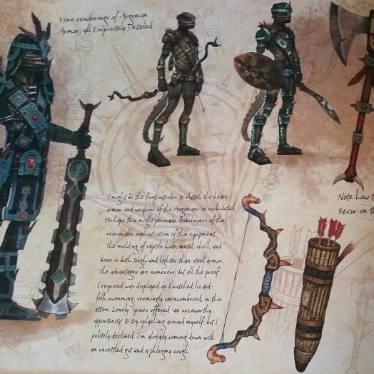 artwork from ESO The Improved Emperor's Guide to Tamriel